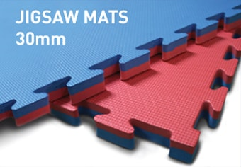 30mm EVA jigsaw mats are also know as puzzle mats