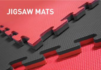 jigsaw mats and interlocking mats are great gym mats.
