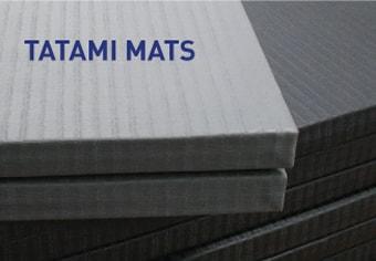 judo tatami mats