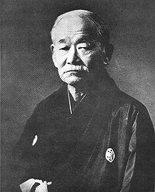 Judo founder