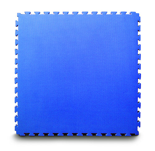 20mm EVA Jigsaw Mats - Blue / Red