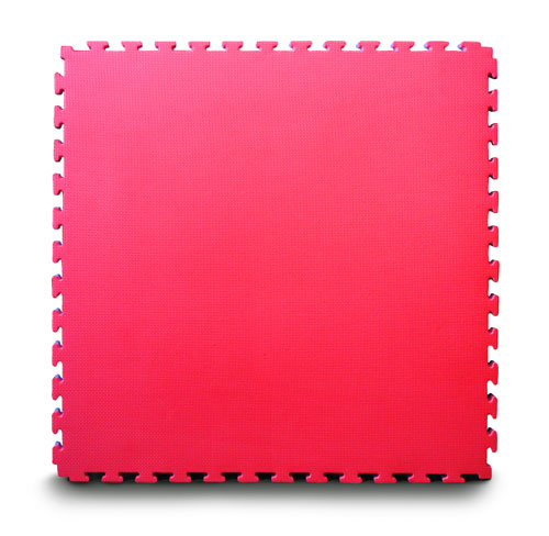 40mm EVA Jigsaw Mats - Blue / Red