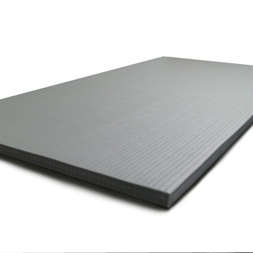 grey judo tatami mats
