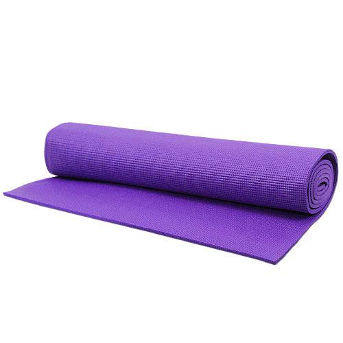 PVC Yoga Mat - Purple