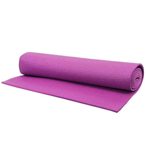 PVC Yoga Mat - Pink