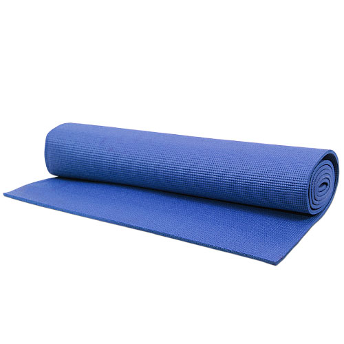 PVC Yoga Mat - Blue