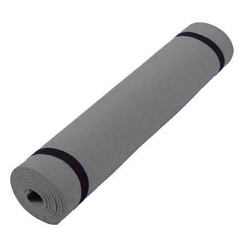 Grey PVC Yoga Mats