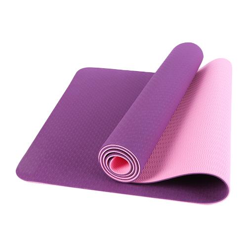 pink TPE yoga mats