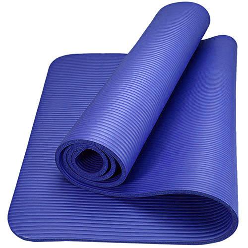 Blue Yoga Mats