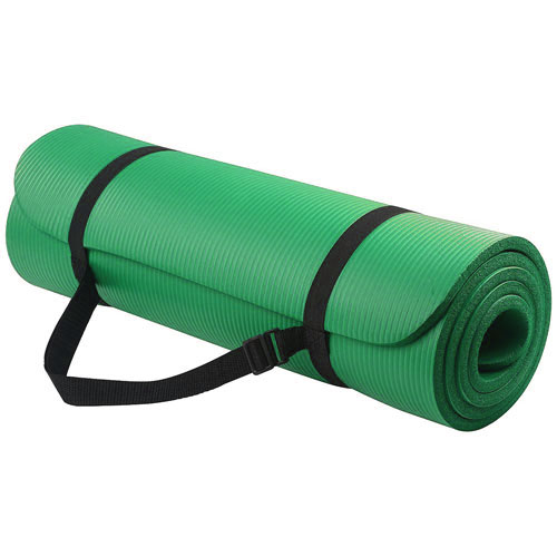 NRB Yoga Mats - Green, 10mm