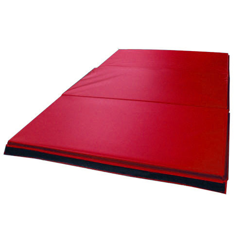 3 fold gymnastics mats for training