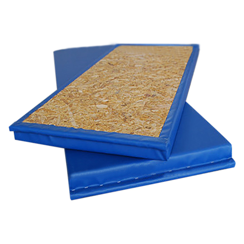 Wall Mats - Blue for wall padding.