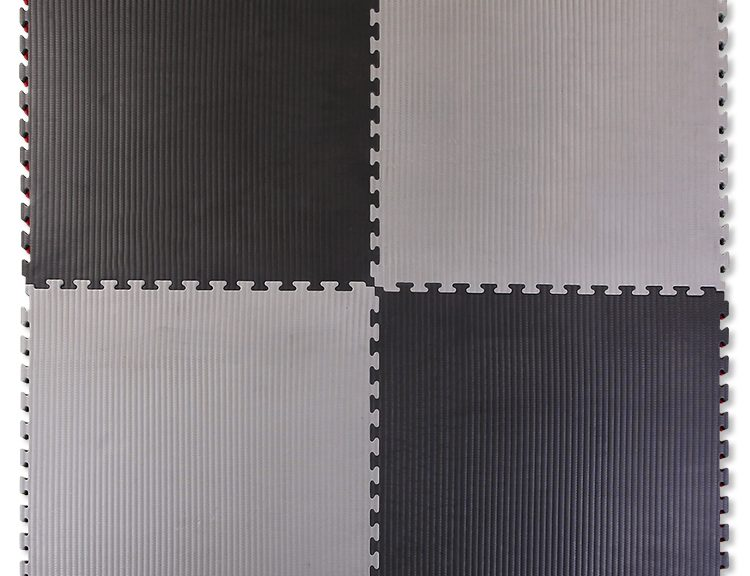 Grey Tatami Jigsaw Mats