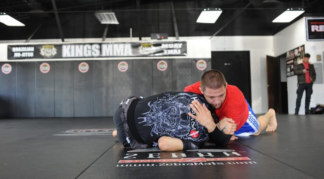 Popular Types of MMA Mats