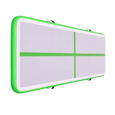 Gymnastics-Tumbling-Mat-Green