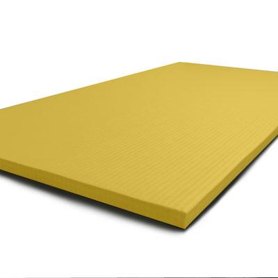 Yellow tatami Mats