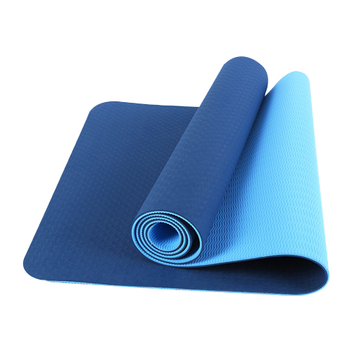 TPE Yoga Mats Blue