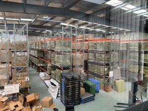New Warehouse in Melbourne