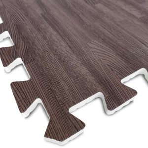 Dark Wood Grain Mats