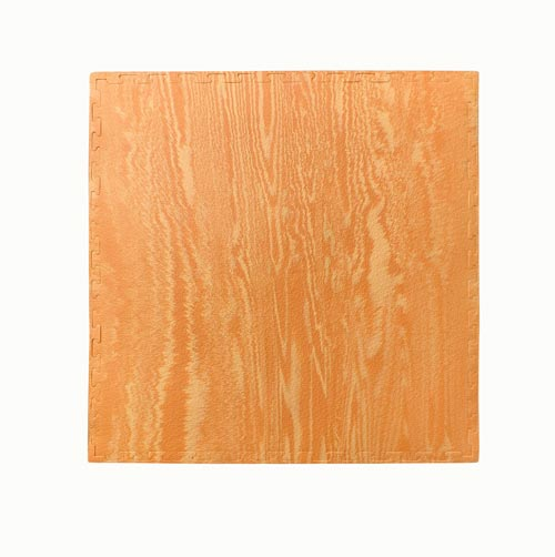 Wood Grain Gym Mats